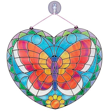 Picture of Stained Glass Butterfly
