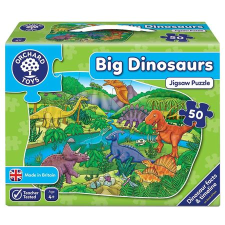 Picture of Big Dinosaurs Puzzle