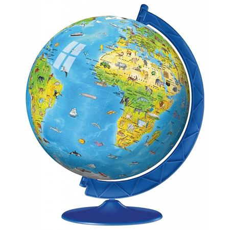 Picture of Globe 3D Puzzle (180 pcs)
