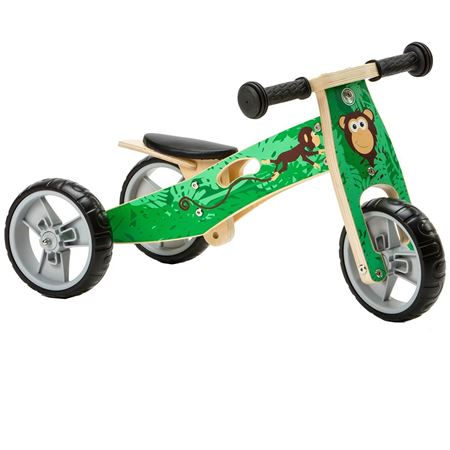 Picture of 2 in 1 Bike - Monkey (Tricycle / Balance Bike)