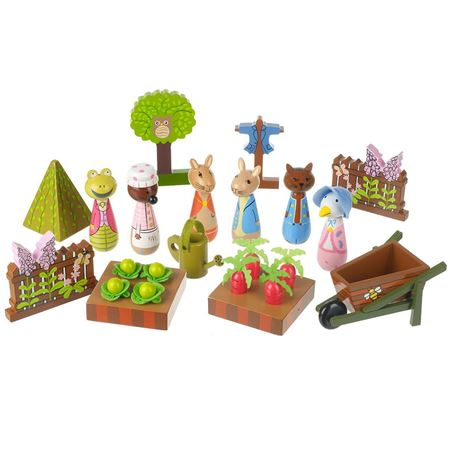 Picture of Peter Rabbit Play Set