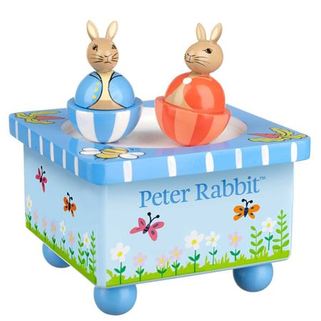 Picture of Peter Rabbit Music Box
