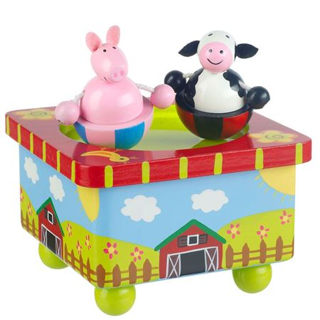 Picture of Farmyard Music Box