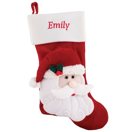 Picture of Personalised Santa Stocking