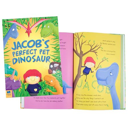 Picture of Perfect Pet Dinosaur Book
