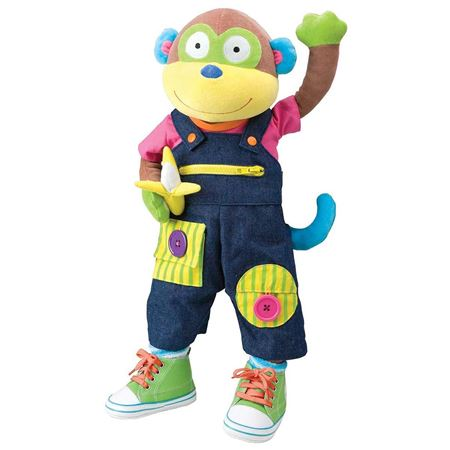 Picture of Learn to Dress Monkey