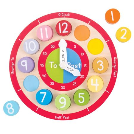 Picture of Teaching Clock