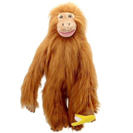 Picture of Giant Orangutan Puppet