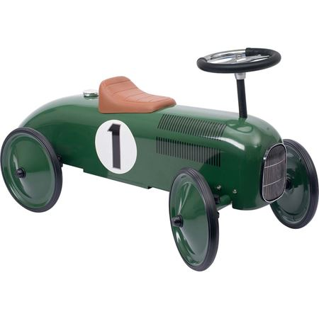 Picture of Ride-On Racing Car - Green