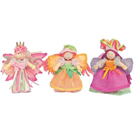 Picture of Budkins - Garden Fairies Trio