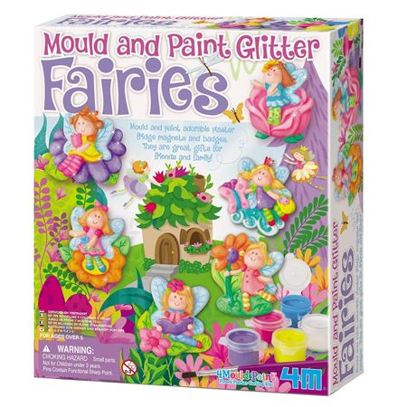 Picture of Mould and Paint A Glitter Fairy