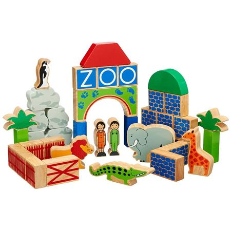 Picture of Zoo Building Blocks