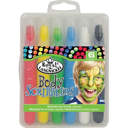 Picture of Body Scribblers
