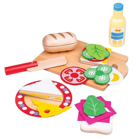 Picture of Sandwich Making Set