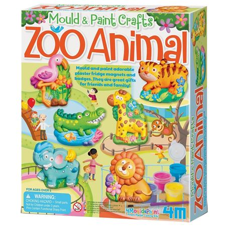Picture of Mould & Paint Zoo