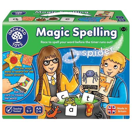 Picture of Magic Spelling