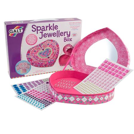 Picture of Sparkle Jewellery Box