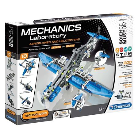 Picture of Mechanics Lab - Aeroplanes & Helicopters