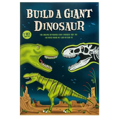 Picture of Build a Giant Dinosaur