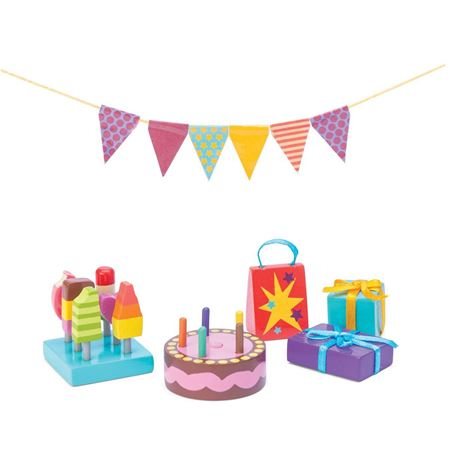 Picture of Party Time Dolls House Accessories Set
