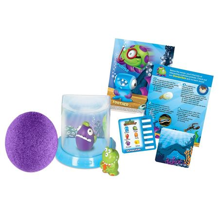 Picture of Beaker Creatures 2 Pack with Bio Home