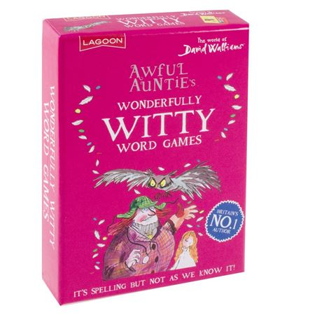 Picture of Awful Auntie's Wonderfully Witty Word Games