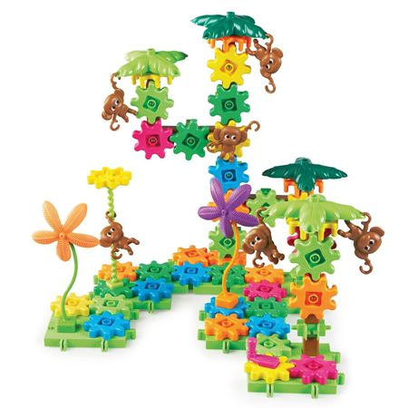 Picture of Moving Monkeys Gears Building set
