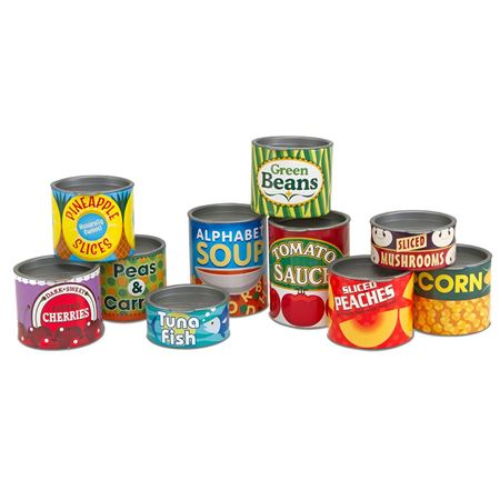 Picture of Grocery Can Playset