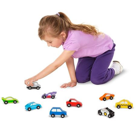 Picture of Wooden Car Set