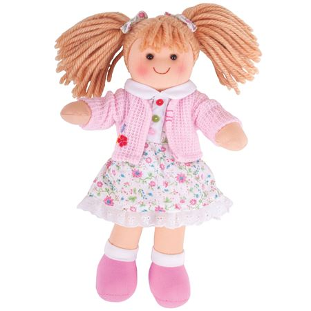 Picture of Poppy Rag Doll