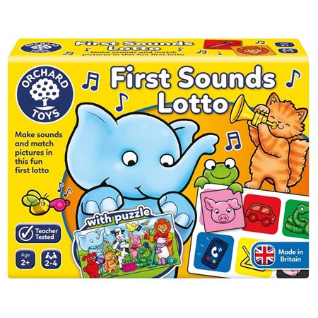 Picture of First Sounds Lotto