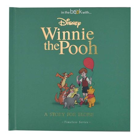 Picture of Personalised Disney Winnie-the-Pooh Story Book