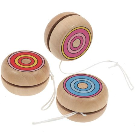Picture of Wooden Yoyo
