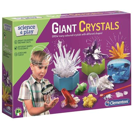 Picture of Giant Crystals