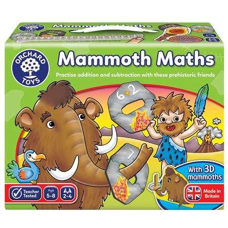 Picture of Mammoth Maths