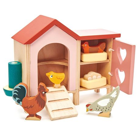 Picture of Chicken Coop
