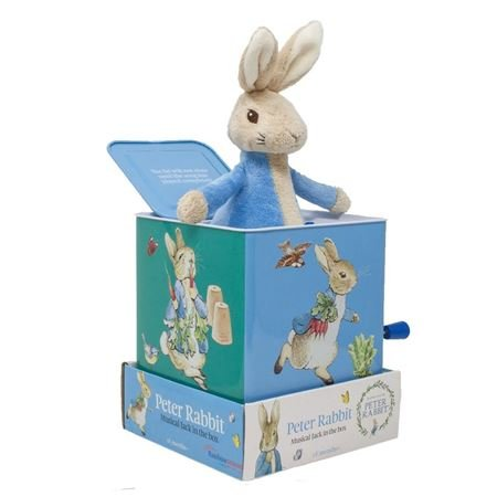 Picture of Peter Rabbit Jack in the Box