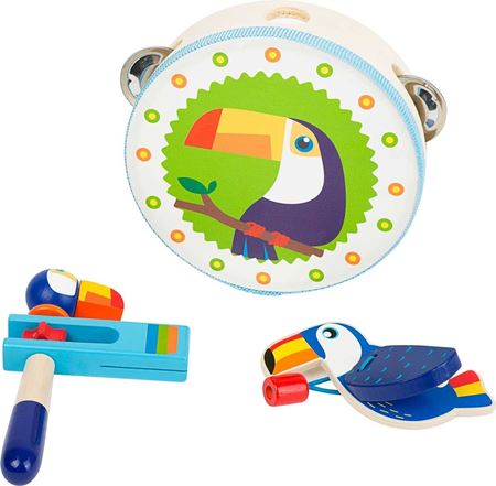 Picture of Music Set Toucan