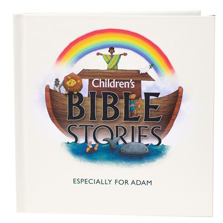 Picture of Personalised - Children's Bible Stories