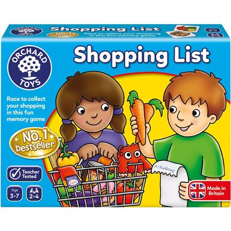 Picture of Shopping List