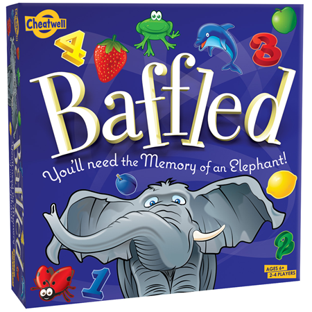 Picture of Baffled Memory Game