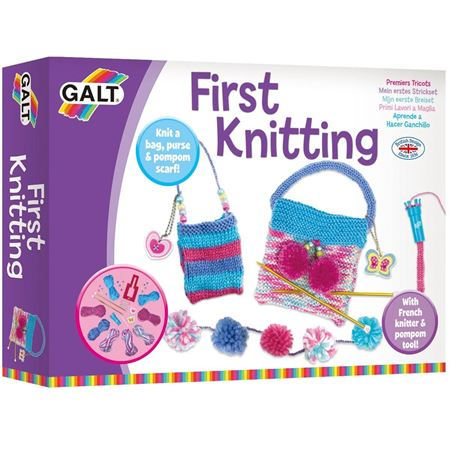 Picture of First Knitting