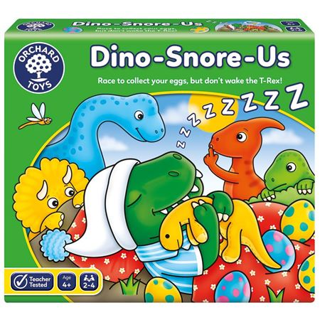 Picture of Dino-Snore-Us