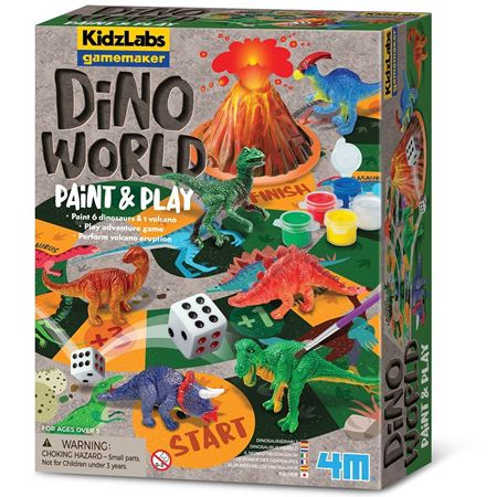 Picture of Dino World Paint and Play