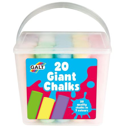 Picture of Giant Chalks Set